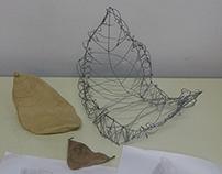 Trabalho de Plástica realizado como graduação de matéri