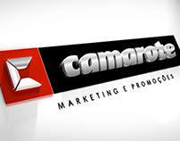 Visual Identity Project: Camarote Marketing