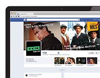 Facebook para TCM