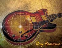 Ray Bensons Menu