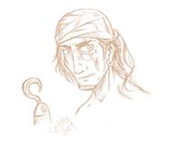 Pirate - سكتش قرصان