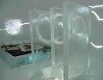 """""""Illumination Instance"""" @ Icehotel"""