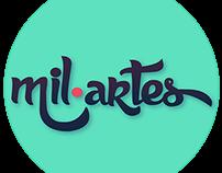 """branding para """"milartes"""""""