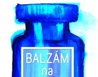 Balzámnanervy.cz I screendesign 2015 I