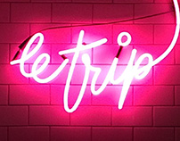 Le trip de bouffe — Neon Script