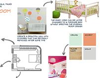 Baby Room - Mood board