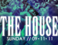 Pack The House - Web Banner