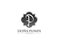 Branding: Posada Doña  Pumpa.