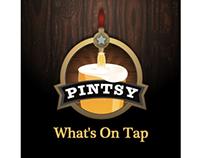 Pintsy Beer App