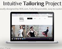 Intuitive Tailoring Project for Yana Kalgina