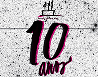 Bodyspace au Lait 2012 | posters