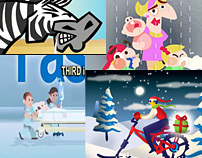 Animation by Charles Akins • AkinsTudio