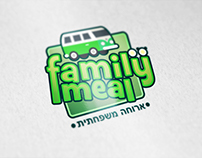 Family Meal Logo- Israel