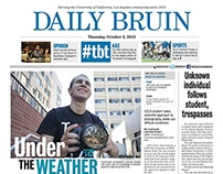 Daily Bruin 2013-2014