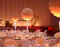 Royal Wedding Abu Dhabi - 3D Visualisation