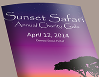 SIWA - Charity gala Sunset Safari