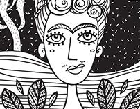 Frida Kahlo Cordel