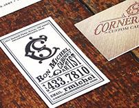 Cornerstone- company rebrand