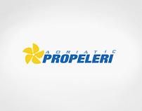 Adriatic Propeleri - Logo design, branding & Web design