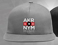 Akronym Logo Design