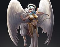 Magitek: World of Alessia - Celestial Agent