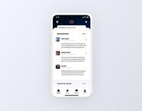 Pilot - app concept