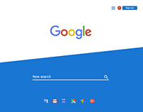 Google Search Concept by BLUDOVIC
