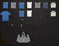 Cyber Monday Space Invaders Gif Email