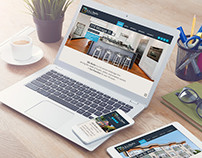 S&L Realty Website by DK Design Studio