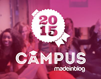 Campus MIB 2015 - Video & graphic design