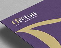 Oreton Hair Academy Trichology Branding