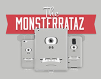 The Monsterrataz: Mr. Kenshin J. Monster