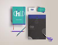 Child Study Center Branding Design