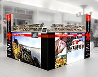 Illuminated Kiosk / Kiosque lumineux