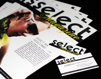 Select Magazine Press Kit