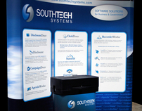 SouthTech Systems Booth Display