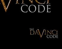 The Da Vinci Code Concept Title Treatment