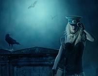 Vampire Hunter - Image Manipulation