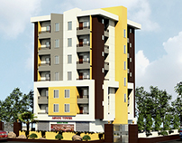 2/3 BHK Apartment