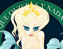 No Starbucks Mermaid