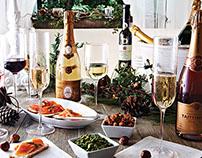 Gourmet Xmas Catalogue / El Palacio de Hierro 2014
