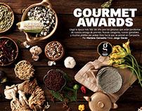 Travel + Leisure México/ Gourmet Awards 2013