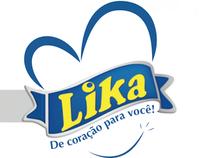 Lika Alimentos - Identidade Visual + Slogan