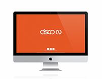 AISCA | Web Design | 2010