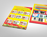 Binh Duong Food  Leaflet