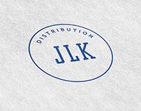 """""""JLK Distribution"""" Logo Options"""