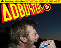 Adbusters#116: Blueprint for a New World V - Politico