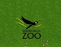 Edinburgh Zoo - Chat Campaign