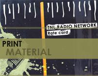 Print Material: TNL Radio Network