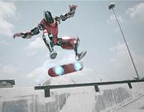 """GG Promild TVC """"SkateBot"""""""